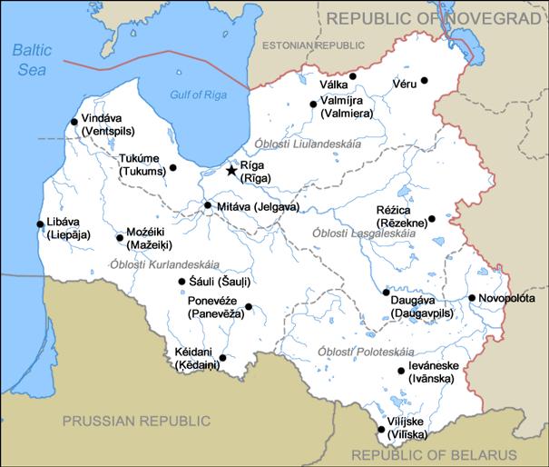 Veche.Net — The Republic of Novegrad — Latvia and the Latvians